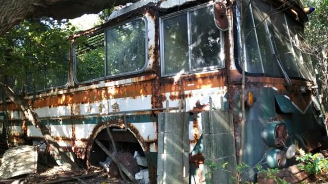 黒潮荘廃バス-1